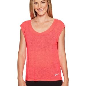 NWT Nike Breathe Dri-Fit Running Top